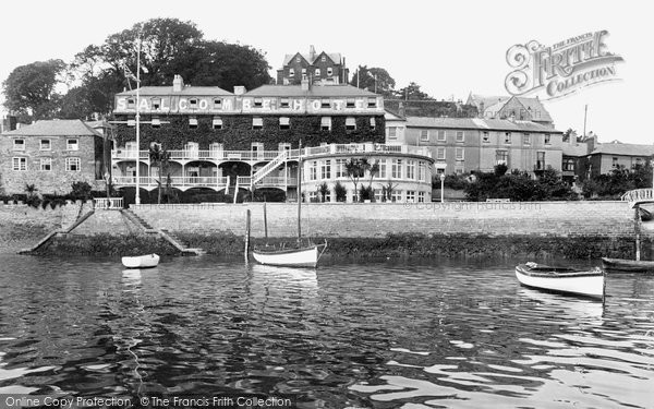 Photo of Salcombe, Salcombe Hotel 1928