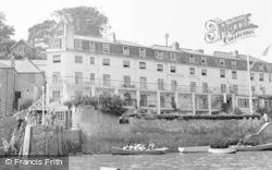 Salcombe, Salcombe Hotel 1959