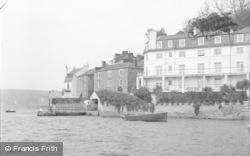 Salcombe, Salcombe Hotel And Annex c.1935