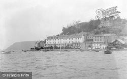 Salcombe, Salcombe Hotel c.1935