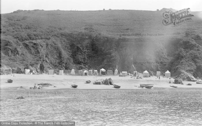 Photo of Salcombe, Sunny Cove c.1935