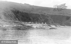 Salcombe, Sunny Cove c.1940