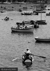 Salcombe, The Estuary c.1951