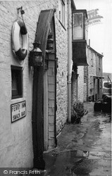 Salcombe, The Ferry Inn c.1950
