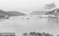 Salcombe, The Harbour c.1950