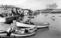Salcombe, The Quays c.1965