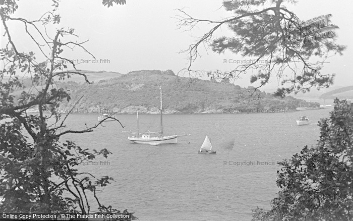 Photo of Salcombe, View From Portlemouth c.1935