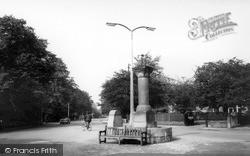 Sale, Ashton Fountain c.1965