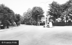 Sale, Ashton Lane c.1960