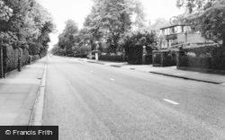 Sale, Brooklands Road c.1960