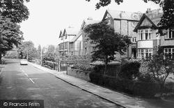 Sale, Harborough Road c.1965