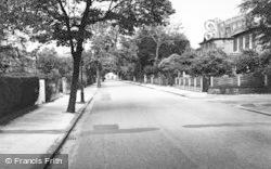 Sale, Moss Lane c.1960