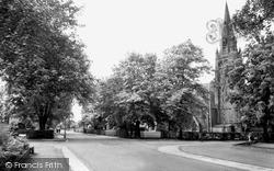 Sale, Moss Lane Corner c.1955