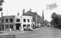 Sale, Northenden Road c.1955