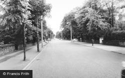 Sale, Northenden Road c.1960