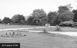 Sale, Park Entrance c.1955