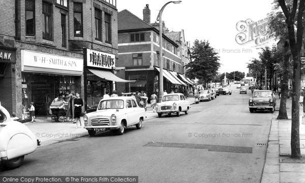 Sale, School Road 1961