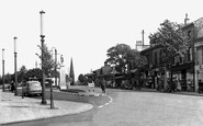 Sale, School Road c1955
