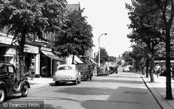 Sale, School Road c.1955