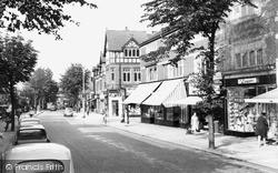 Sale, School Road c.1960