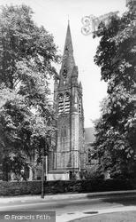 Sale, St Mary's Church c.1965