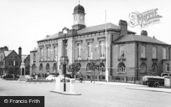 Sale, The Town Hall c.1955