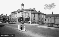 Sale, The Town Hall c.1960