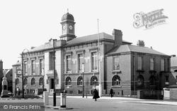 Sale, Town Hall c.1955