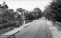 Sale, Wardle Road c.1960