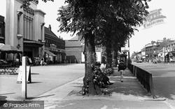 Sale, Washway Road c.1955