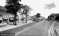 Sale, Washway Road c.1965