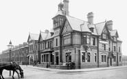 Salford, Custom House 1895