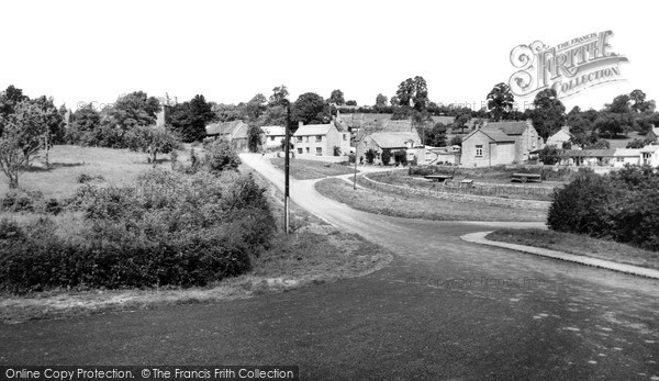 Photo of Salford, The Village c.1965