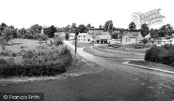 Salford, The Village c.1965