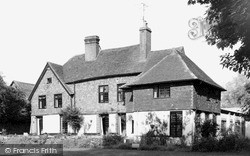 Salfords, Mill House c.1965
