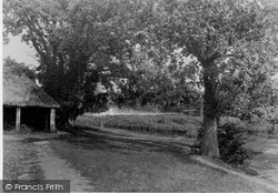 Entrance To Broad 1934, Salhouse