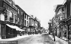 Salisbury, Catherine Street 1906