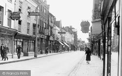 Salisbury, Catherine Street c.1955