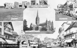 Salisbury, Composite c.1955