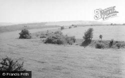 Salisbury, Figsbury Rings 1958