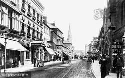 Salisbury, Fisherton Street 1906