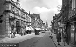 Salisbury, Fisherton Street 1928