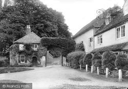 Salisbury, Harnham Gate 1906