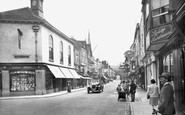 Salisbury, High Street 1928