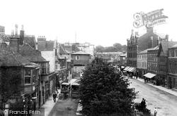 Salisbury, New Canal 1906