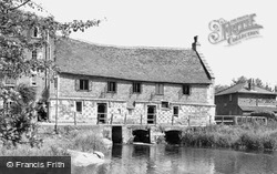 Salisbury, The Old Mill c.1955