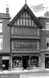 Salisbury, Ye Halle Of John Halle 1913