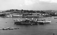 Photo of Bull Point c1955, Saltash