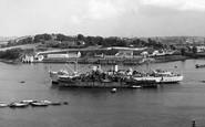 Saltash, Bull Point c.1955