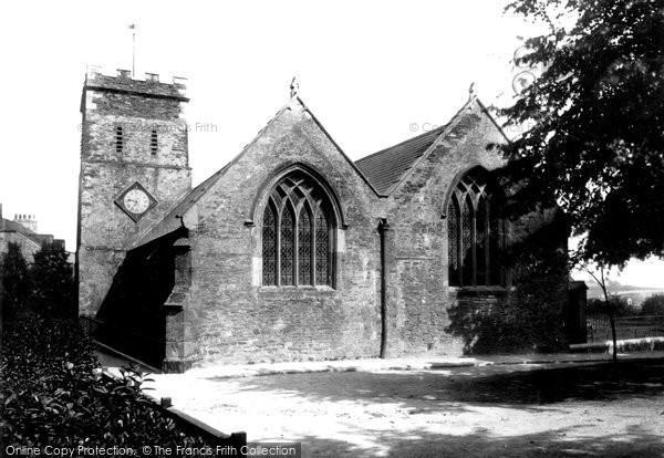 Photo of Saltash, Church Of St Nicholas And St Faith 1890